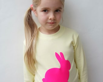 Rabbit T shirt Long Sleeve