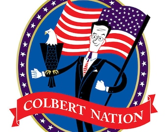 REDUCED PRICE!! Colbert Nation