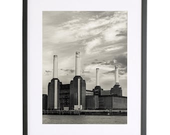 The Heights x Michael Wilson Battersea Power Station Print