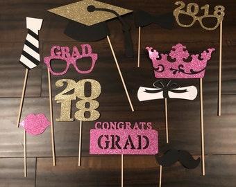 Graduation Photo Props