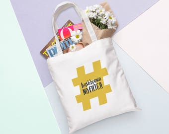 Unbreakable Kimmy Schmidt Tote: Hashbrown No Filter