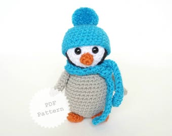 Amigurumi Penguin Crochet Pattern : Etsy :: your place to buy and sell all things handmade