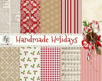 Handmade Holidays 1 Papers