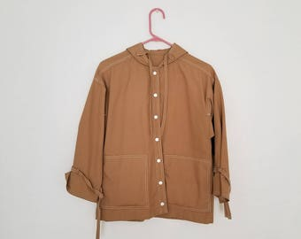 1970's Bonders Lightweight Brown Jacket