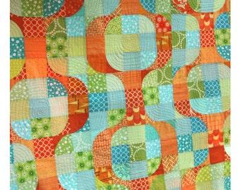 Mod Pop Quilt Pattern-pdf