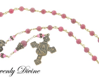 Chaplet of St. Therese the Little Flower Rosary