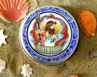 Poseidon Conditioning Beard Balm - Castaway Blend