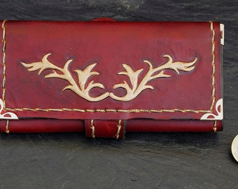 snuff rolling bag, Lannister snuffbox, case to snuff rolling Game of Thrones, Lannister GOT leather