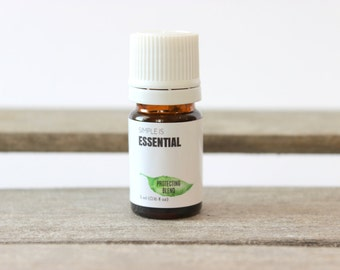 Protecting Blend - Clove Bud, Lemon, Cinnamon Leaf, Eucalyptus Radiata & Rosemary Essential Oil Blend. Aromatherapy Essential Oil Blend Oil