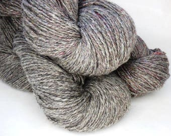 Handspun Alpaca Yarn! 500 Yards. 8 Ounces. DK (3) Light Worsted Weight.  (FREE SHIPPING!)