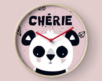 Personalised Clocks for Kids