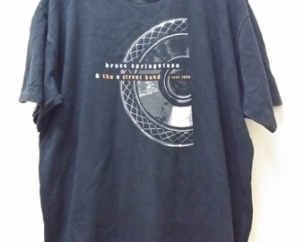 Free Shipping!!! Very Low Price!!! BRUCE SPRINGSTEEN and The E Street Band Tour 1999