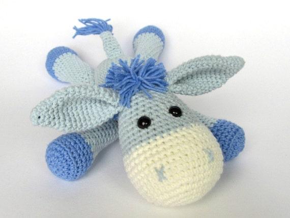 Donkey ruda amigurumi crochet pattern pdf e book stuffed donkey ruda amigurumi crochet pattern pdf e book stuffed animal tutorial dt1010fo