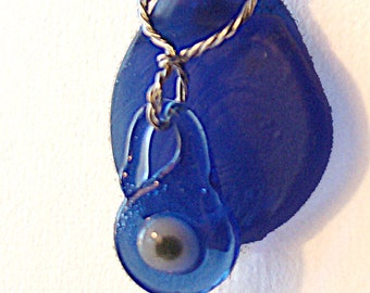 Evil Eye Amulet Earrings