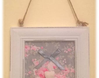 "Frame for little girl ""Prom dress"" scented"