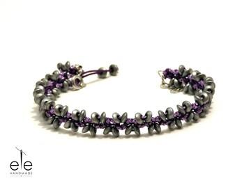 Macrame bracelet - Elena