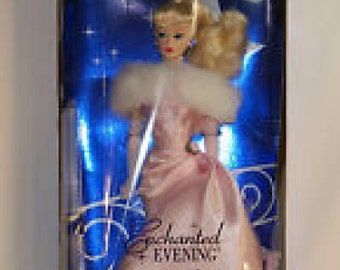 Vintage Barbie Enchanted Evening Blonde NRFB  Box in Mint Condition