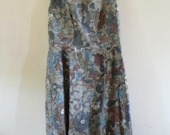 Pretty 90's cotton dress