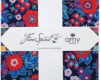 Free Spirit - Amy Butler - Soul Mate Layer Cake
