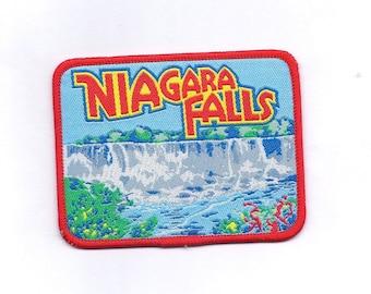 Vintage Niagara Falls Patch