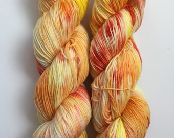 Monica Hand Dyed Yarn 100g DYED TO ORDER