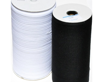 "1/4"" TWILL TAPE-Cotton Tape 1/4"" - 100 percentage  Cotton  800 yds per spool - Select Color"