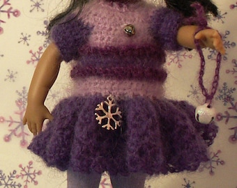 Purple Express for Riley Kish by JDL Doll Clothes