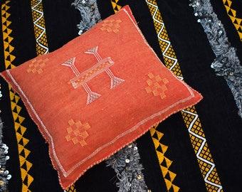 Gorgeous silk cactus pillows