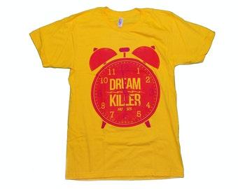 Dream Killer Alarm Clock T-Shirt USA