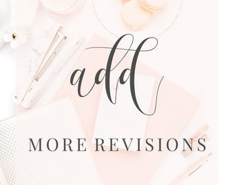 Add More Revisions