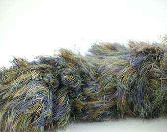 deSTASH Prism Fern Eyelash Knitting Crochet Yarn