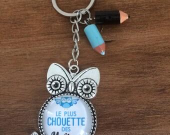 Keychain special teacher gift idea