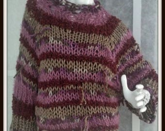 SWEATER WOMAN KNITTED