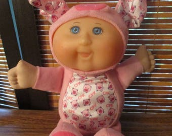 Cabbage Patch Doll Pink Piggy Suit (Small)