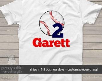 birthday shirts   birthday boy or girl shirt   baseball birthday t-shirt   baseball any age birthday  MBD-079