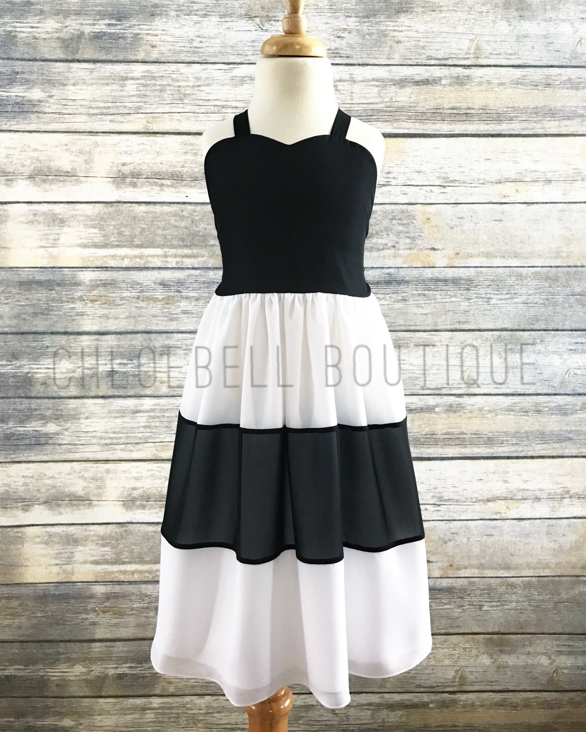 Black and white dress striped formal dress color block description this chiffon black and white dress mightylinksfo