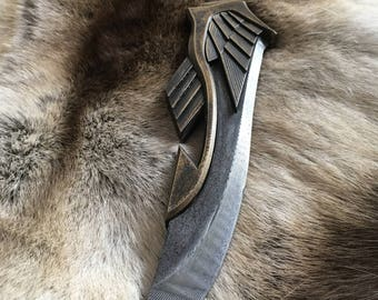Skyrim Elven dagger, 3D Printed, Unofficial