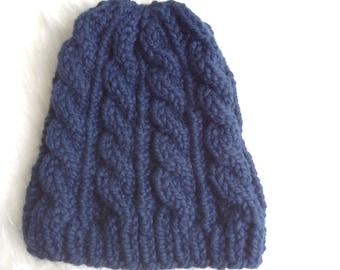 Grace  Harbour Cable  Hat