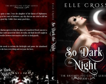 So Dark the Night: Signed Paperback