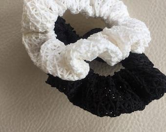 handmade Scrunchie hair band