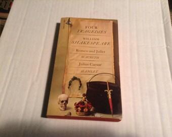 Four Tragedies. 1975 Edition