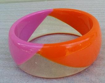 resin bracelet bangle