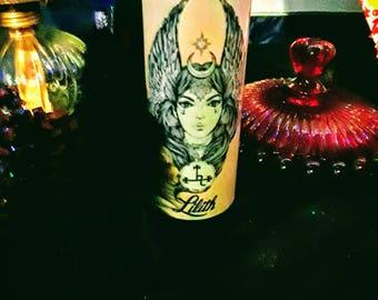 Lilith Goddess Offertory Candle