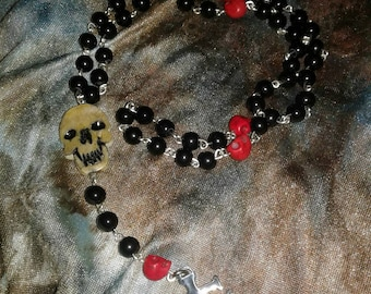 Limited Edition Sulfur Rosary