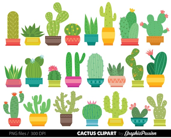 img etsystatic com il 582064 1082890270 il 570xn 1 rh etsy com cactus clip art images black and white cactus clipart black and white