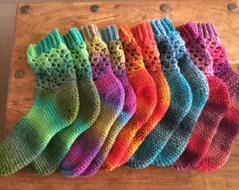 Ladies Boot Socks size UK 5 - 7