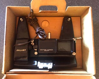 Kalart Editor Viewer Eight for all 8mm Movies Color and Black & White