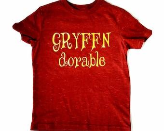 Gryffndorable, Harry potter, Hogwarts, Gryffindor