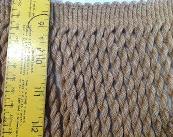 """INSTOCK....9"""" long Thick Bullion Trim..........NEW........Priced Below Wholesale"""