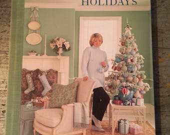 Best of Martha Stewart Living Book Decorating for the Holidays